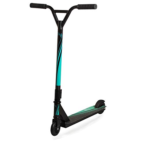 Billy Trottinette Freestyle Nero Wave Blue