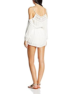New Look Women's Cold Shoulder Jae Playsuit Playsuit