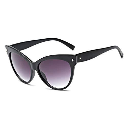 LouiseEvel215 Ligero Elegante Hombres Mujeres Diseño clásico Protección UV Gafas de sol Marco de PC Conducción Deportiva Ciclismo Gafas Gafas