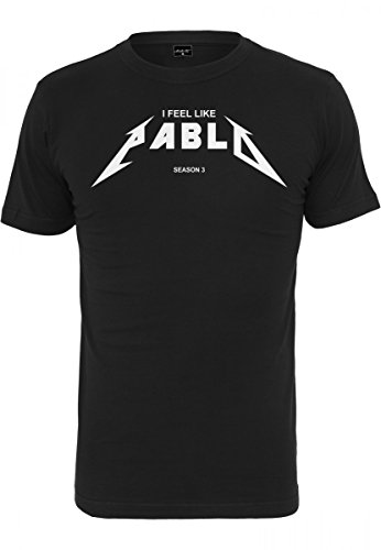 Urban Classics T-Shirt I Feel Like Pablo Tee Black