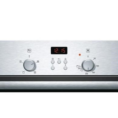 Bosch built-in or built under single oven electric Stainless steel HBN331E4B
