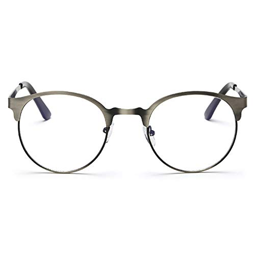 LKHJ Sonnenbrillen Anti Blue Light Blocking Glasses Führte Lesebrille Strahlungsresistente Brillen Computer Gaming Brillengestell Eyewear Uv400