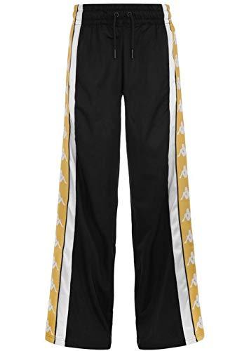 Kappa 222 Banda 10 BAISH Pantalones Negro Mujer 304I780915