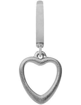 Endless Bead/Charm 925SI Big Heart