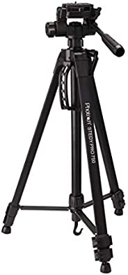 Photron Stedy PRO 750 Tripod for DSLR, Camera   Travelling   Maximum Operating Height: 1675mm   Weight Load Ca