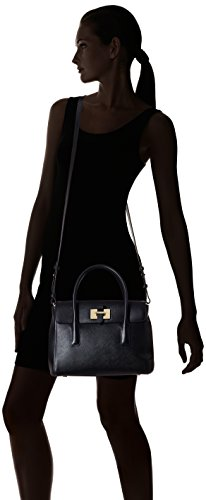Le Tanneur Nina Tny1001, Sac porté main Noir