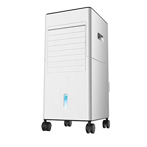 Air-conditioning fan Tragbarer Verdunstungskühler, Ferngesteuerte Klimaanlage 3-in-1-Kleinklimaanlage for Die Kalte Zone Zu Hause 300 M², Ft, 60,5 cm