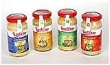 4 tlg. Bautzner Senf-Spezialitäten-Paket
