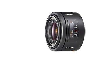 Sony Objectif SAL-20F28 Monture A Plein Format 20 mm F 2.8 (B000GSXW60) | Amazon price tracker / tracking, Amazon price history charts, Amazon price watches, Amazon price drop alerts