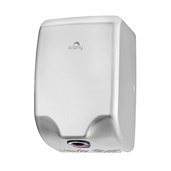 Dolphy Stainless Steel Automatic Jet Hand Dryer
