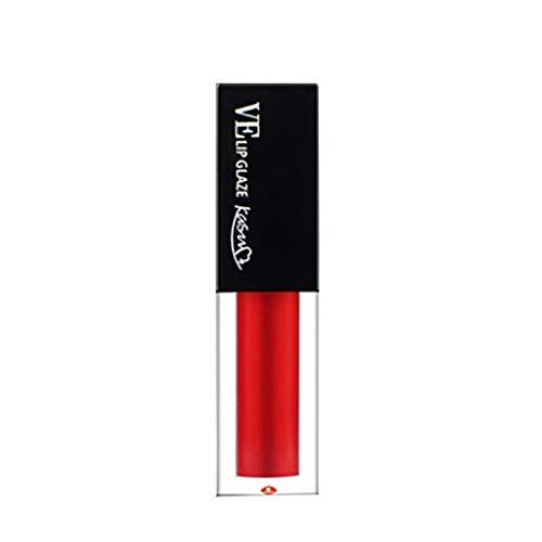 Aktionspreis,Lippenstift,PorLous Neu Beliebt Schönheit Wasser Lip Gloss Lipstick Ist Nicht Einfach Zu Entfärben Und Hält Das Lippenstift-Make-up Feuchtigkeitsspendend 5