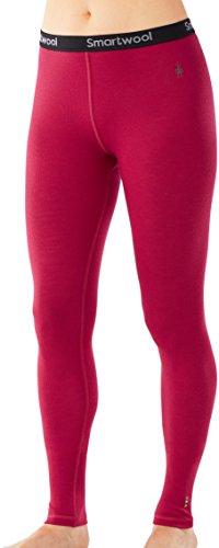 Smartwool NTS Light 200femmes de couche de base pour femme Rouge perse