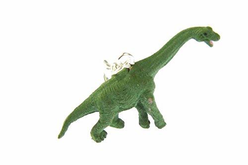 Dinosaurio Brachiosaurus Charm Dino Miniblings goma herbívoros verde