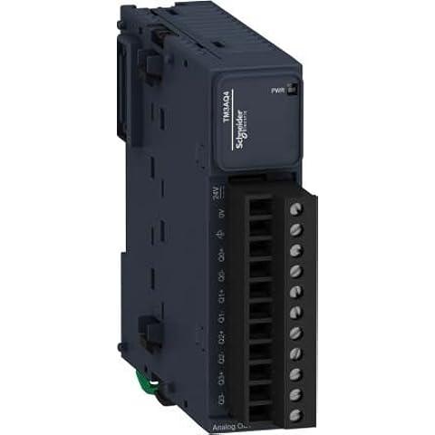 Schneider Electric E/S de expansión a TM3tm3aq4EA Módulo 4Analog A. SPS de analógica un módulo de/Salida 3606480648984