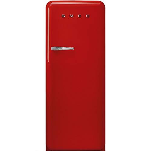 Smeg FAB28RRD3 frigo combine Autonome Rouge 270 L A+++ - Frigos combinés (Autonome, Rouge, Droite,...