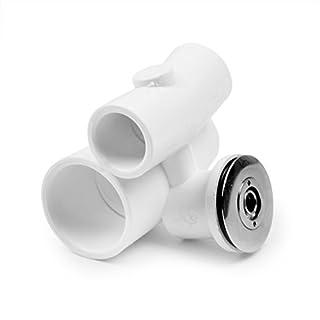 AQUADE Jet Düse Wasserdüse für Whirlpool Jacuzzi Durchmesser: 35mm Bohrung: 20mm / Metall verchromt