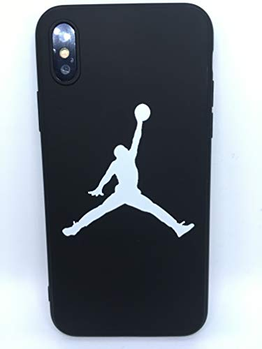 iPhone X/XS hülle silikon : Basket Black