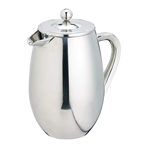 Kitchen Craft Le'Xpress - Cafetera Acero Inoxidable