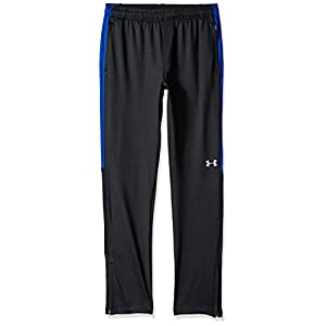 Under Armour, Y Challenger Ii Trainingpant, Pantaloni Sportivi, Bambino, Nero (Black/Royal/Overcast Gray 002), XL