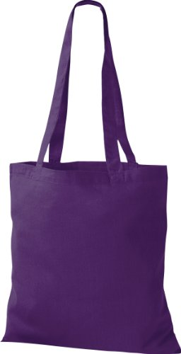 Shirtinstyle , Cabas pour femme Orange orange violet