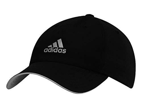 adidas Herren Golf Sports Flexible Schirmmütze Berühren und Schließen Neu Schwarz