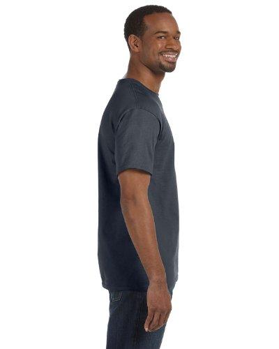 GILDAN -T-shirt  Uomo-Donna grigio - grigio