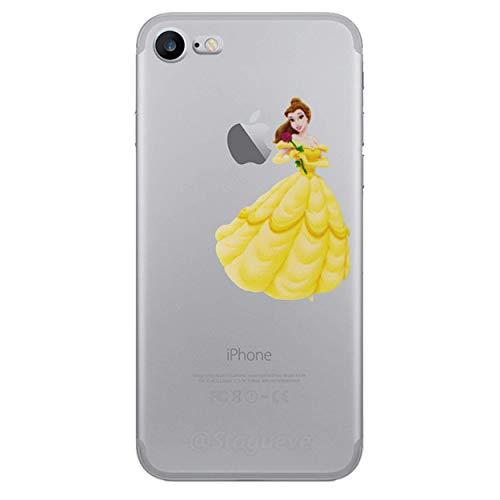 Nackt Disney Princess - iCHOOSE Prinzessin Gel Hülle für Apple
