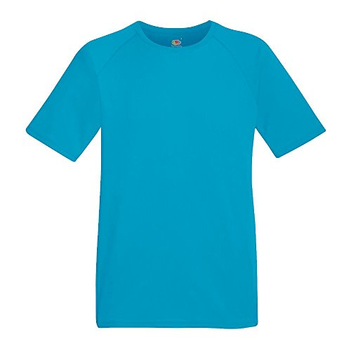 Fruit of the Loom - Funktions-T-Shirt 'Performance T' Red
