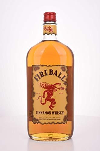 Fireball RED HOT Cinnamon Whisky 33,00% 1 l.