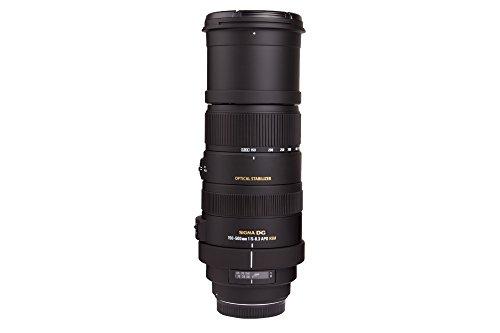 Sigma Obiettivo 150-500mm-F/5-6.3-AF APO DG OS HSM ,Attacco CANON