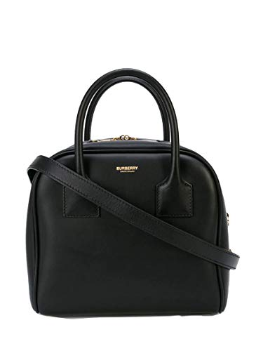 BURBERRY Luxury Fashion Damen 8015914 Schwarz Handtaschen | Herbst Winter 19 -