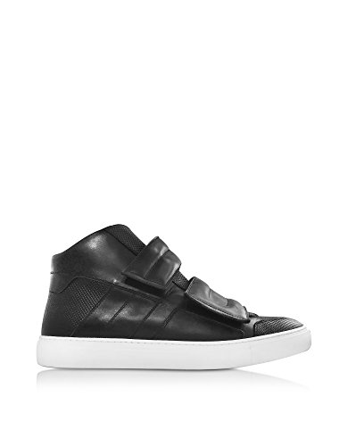 MM6 MAISON MARGIELA HI TOP SNEAKERS DONNA S59WS0013SX9867900 PELLE NERO