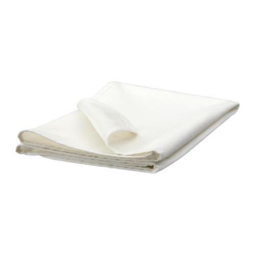 IKEA-LEN-Proteggi-materasso-bianco-70-x-100-cm