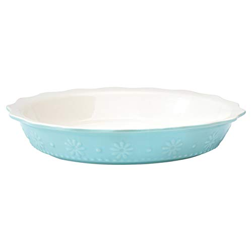 GreenGate Backform - Pie Dish - Abelone Mint Pie Dish