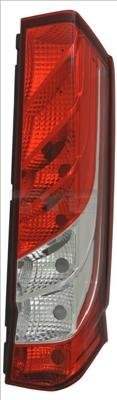 Price comparison product image TYC 11 12904 Taillights Tail Light Rear Lamp Tail Light L,  Left,  L