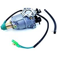 Carburatore per motore Honda GX340e GX390con valvola solenoide di Off