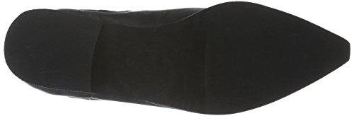 Shoe The Bear Damen Aina L Kurzschaft Stiefel Schwarz (Black)