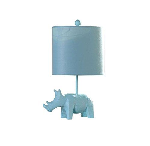 WOAINI Moda, Habitación para niños, Lámpara de Escritorio, Pequeño Elefante, Lámpara de...
