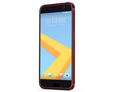 HTC-99HAJH137-00-Smartphone-12-MP-Kamera-32GB-Speicher-1320-cm-52-Zoll-lava-rot