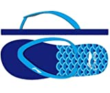 Li Ning ALSN007-2 Badeschuh Men 43 blau/Aqua