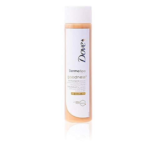 Dove DermaSpa Seidiges Körperöl intensiv verwöhnend³, 1er Pack (1 x 150 ml) - Dove Spa