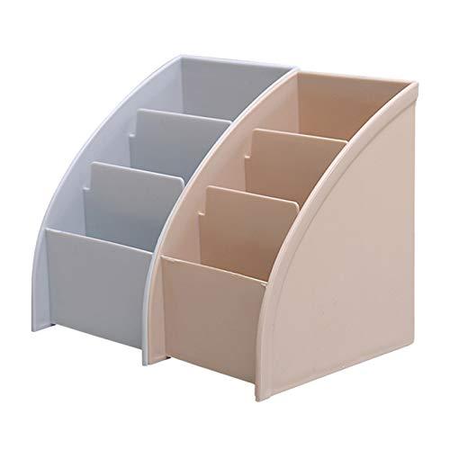 Nrpfell Desktop Couch Tisch Fernbedienung Aufbewahrungs Box Schreibtisch Kleines Schreib Waren Regale Kosmetik Regale 2 stücke -