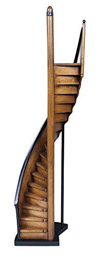 Leuchtturm Treppe, Modell
