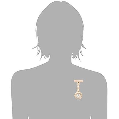 SEWOR-Floating-Diamant-zum-Aufhngen-Taschenuhr-2-mit-Deep-Blue-Marke-Leder-Box-tolles-Geschenk