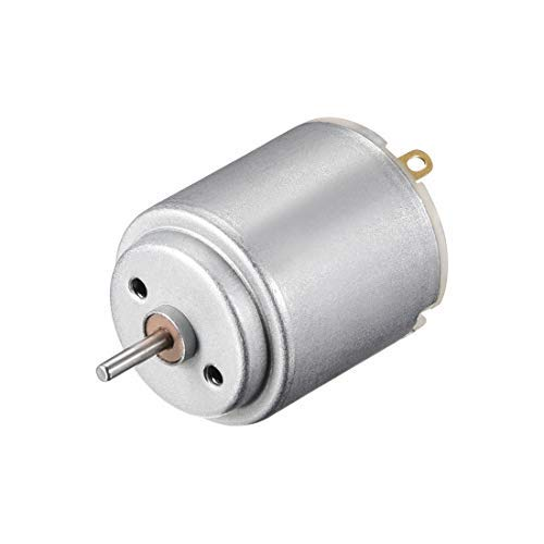 Micro Motor DC 1.5V 6100-6500RPM High Speed   Motor for DIY Toy Cars Remote Control