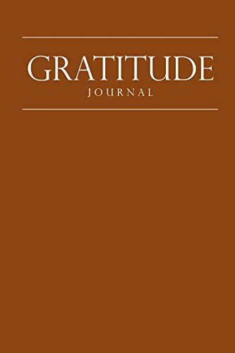 Gratitude Journal: available in 200 different colors (Saddle Brown) por Gratitude Journal