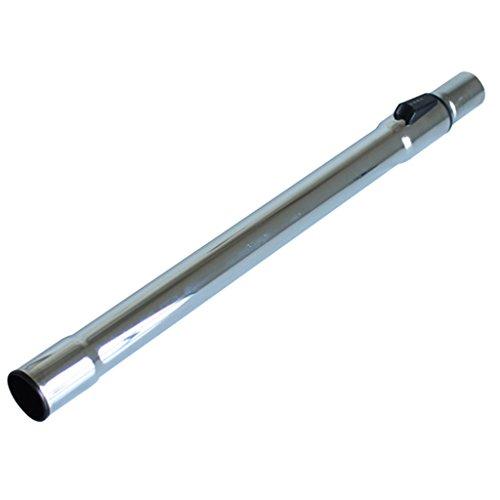 Teleskop-stab Staubsauger-zubehör (Baoblaze Edelstahl Teleskop Staubsaugerrohr geeignet für 35mm Staubsauger)
