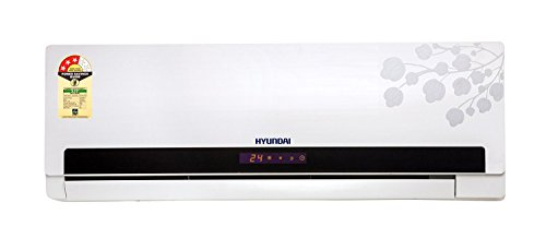 Hyundai Hse53.gr1-qge Split Ac (1.5 Ton, 3 Star Rating, White, Aluminium)