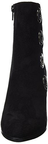 Giudecca W16JY017, Stivali bassi con imbottitura leggera Donna Nero (Nero)