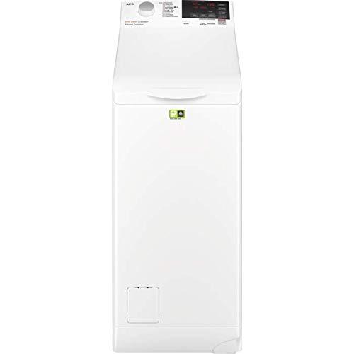 AEG L6TBA664 Waschmaschine Toplader, Waschvollautomat, 6 kg Füllmenge